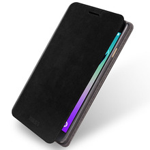 Mofi For Samsung GALAXY A3 2016 A310 Case Flip Leather Case Pouch For Samsung Galaxy A310F Stand Cover(China)