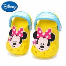 a1c0cef44146a Chaussons bébé Disney McQueen 1-3 ans chaussons maison nouveau dessin animé  Mickey Mouse chaussures