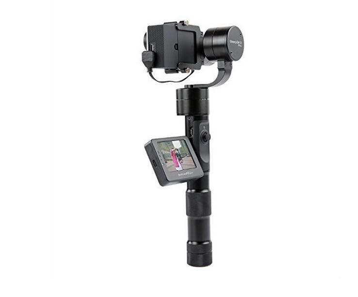 viewfinder Monitor Display Viewer Screen LCD Monitor AV Input Output for Gopro 4 3-axis brushless handheld gimbal z1-evolution<br><br>Aliexpress