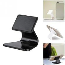 Universal Nanotechnology Nano Micro-suction Pad Stand Mount Holder Desktop for Mobile Phones