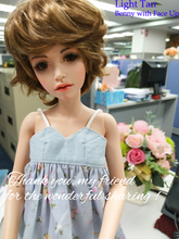 HeHeBJD Brand new Resin BJD 1/4 Doll girl fashion dolls hot bjd excellent quality and reasonable price(China)