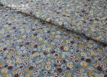 50cm*110cm KOKKA DIY Patchwork Fabric for Sewing Cotton Linen fabric Flower Japanese Import(China)