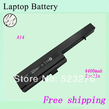 A14 Laptop Battery For Advent Sienna 300 500 510 700 710 M100 M101 M200 M201 M202 Q100 Q101 Q200 E100 E200 E300 battery