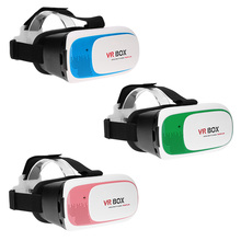 "VR 2.0 Virtual Reality Glasses Google Cardboard VR Glasses Headset 3D Movie Game Glasses for 4.7~6""Android Smart Phones"