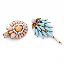 2 Pcs/Set Fashion Women Hair Jewelry Online Shopping India Bijoux Trendy Hairpins Barrettes Accessories Wholesale