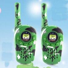 Children's Walkie Talkie Children Toy Walkie-talkies Spoke Pair Watches Intercom Parent-child Interaction Plastic