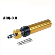 ARQ-3 Torque Screwdriver With Phillips And Straight Screwdriver Precision Electric Screwdriver Set(China)