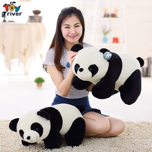 Cartoon Cute China Panda Plush Toys Stuffed animal Christmas Birthday Gift Present For Baby Kids Children Friend Triver Toy