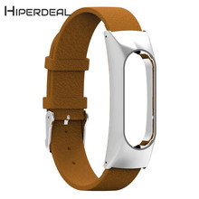 Buy HIPERDEAL New Replacement Wristband Band Strap + Metal Case Cover Xiaomi Mi Band 2 Bracelet 18Jan10 Drop Ship F for $6.27 in AliExpress store