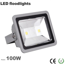 Free ship China factory Wholesale outdoor led flood light 100W IP65 waterproof 3 years warranty CE Rohs 100LM/W Epistar chip