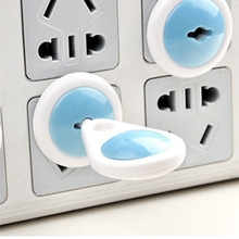 2017 Power Electric Outlet 2 Plug Baby Child Infant Kids Plug Covers Safety 6Pcs MAR6_30