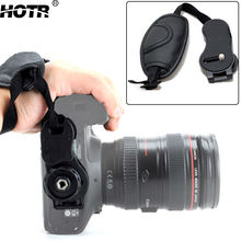 HOTR Digital Camera Hand Wrist Strap Sport Camera Stablizer Cord Rope for Film SLR DSLR RF Strip Belt Accessories