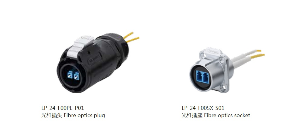 Pair of SC Optical Fiber IP67 water proof connector Panel Housing Assembly Quick Connect Optical<br><br>Aliexpress