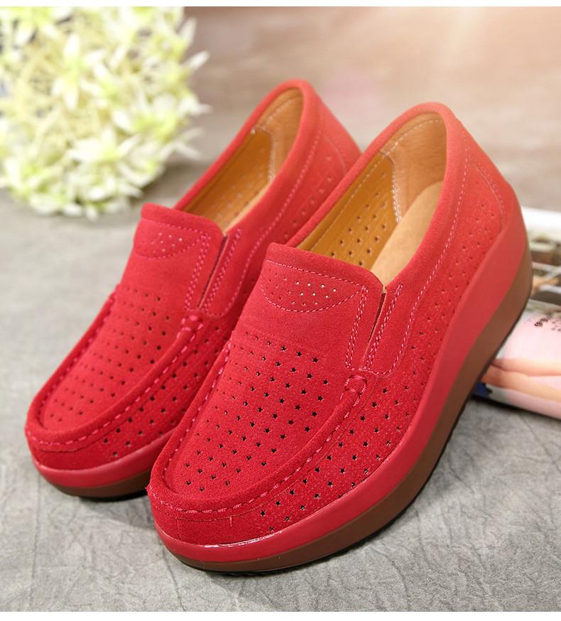 HX 3213-1 (3) 2018 Flatforms Women Shoes Summer