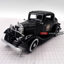 1:43 advanced alloy model car,high simulation 1932 classic car,metal diecasts toy vehicles,collection model,free shipping(China)
