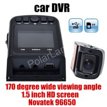 hot sale A118 Novatek 96650 Mini Car DVR Camera 1.5'' LCD Dash Cam digital Video Recorder Auto camcorder camera recorder