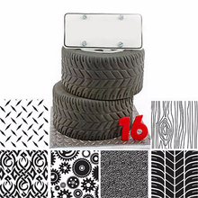 Buy 6PCS Manly/Flower Texture Sheet Set Tyre Texture Mat Sugar Craft Decoration Cookie Cupcake Fondant Cake Mold Baking Tools for $2.89 in AliExpress store