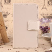 LINGWUZHE Top Selling PU Leather Cell Phone Flip Case Wallet Style With Card Slot Cover For Bluboo Xtouch x500 5