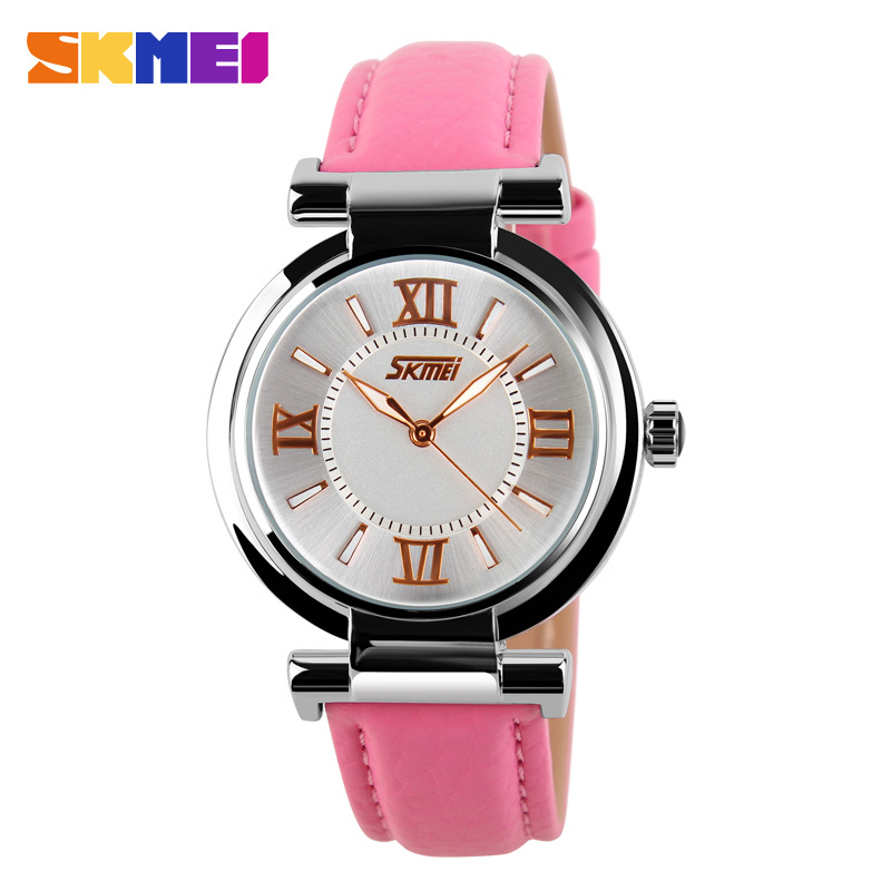 ladies fashion watches latest with nightlight water resistant leather watch women lady<br><br>Aliexpress
