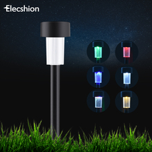 Elecshion Solar Lamp Lawn Light Outdoor Lighting Led Spotlight Pool Garden External Lights Floodlight Street Underwater Flasher(China)