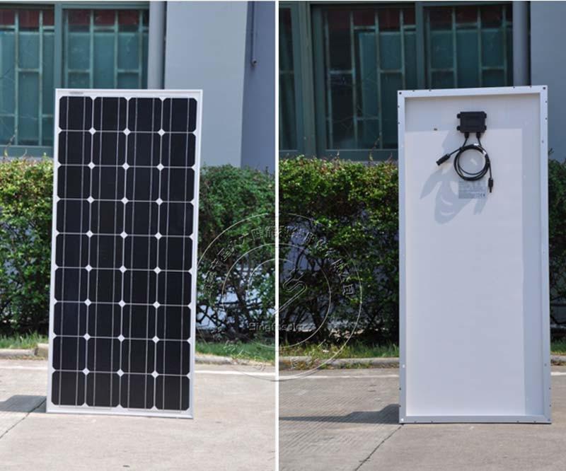 solar  panel 150W 12v Mono