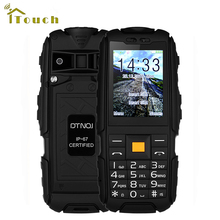 Original 2.4 Inch DTNO.I A9 Flashlight 4800mAh Waterproof Shockproof Dustproof Rugged Unlock Phone Dual SIM 320 x 240