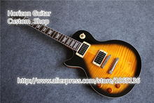 Top Selling China Custom Shop Slash Appetite Guitar Left Hand Vintage Sunburst Electric Guitar Kit Available(China)