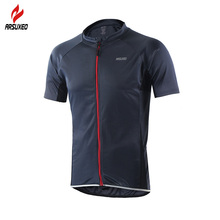 ARSUXEO 2017 Outdoor Sports Cycling Jersey Reflective Summer Bike Bicycle Short Sleeves MTB Clothing Shirts Wear Bike Jersey 632