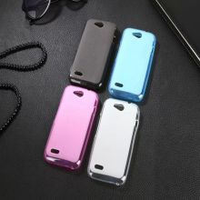 For ZTE Blade Q Lux 3g / 4g Cases Luxury Gel Soft TPU Silicon Dirt-resistant Silicone Back Cover Case Mobile Phone Bag