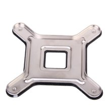 Socket LGA 775 Motherboard Backplate Iron Bracket CPU(China)