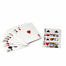 2sets Surprise choose card sets kit magie card deck magic trick mentalism illusion close up magia toy easy to do(China)