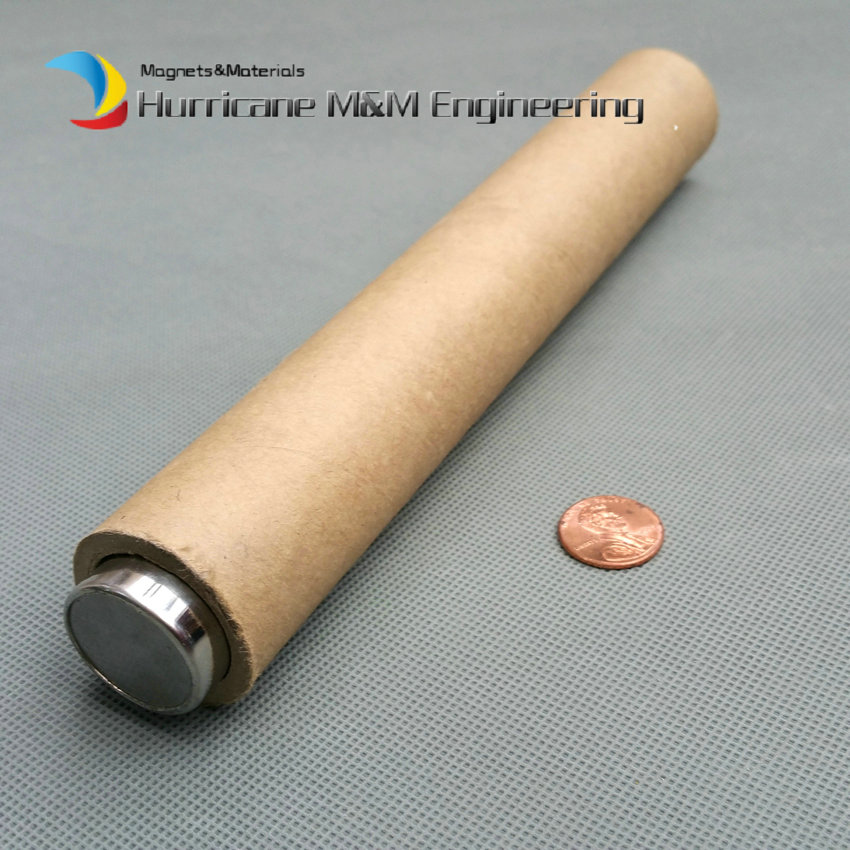 Dia 25x200 mm NdFeB Magnetic Wand 6K- 12K GS Cylinder Filter Strong Neodymium Magnet Stainless Steel 304 Sanitary Iron Removal<br>
