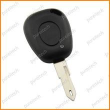 40pieces/lot car remote key fob shell replacements for Renault Clio Scenic Twingo 1 Button no logo wholesale(China)