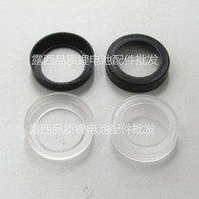 Manufacturers wholesale 18650 lithium battery sealing ring Black nickel cadmium ni-mh battery of synthetic aprons