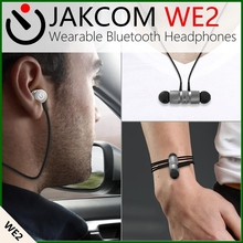 JAKCOM WE2 Smart Wearable Earphone Hot sale in Microphones like in ear system Skype Popfilter