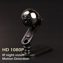 Original SQ9 1080P 12MP Smallest Micro Tiny Mini Camera Outdoor Sport Camcorders Secert Security Cam Digital DVR(China)