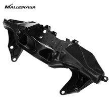 MALUOKASA Upper Fairing Stay Bracket Cowling Headlight For Honda CBR 600RR CBR600RR 2007 2008 2009 2010 2011 2012 ABS 2009 2010(China)