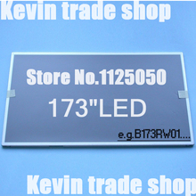 17.3 inch LCD screen B173RW01 v.3 LP173WD1 N173o6-L02 LTN173KT01 N17306-l06 n173fge-l21 LTN173KT02 notebook LED display screen(China)