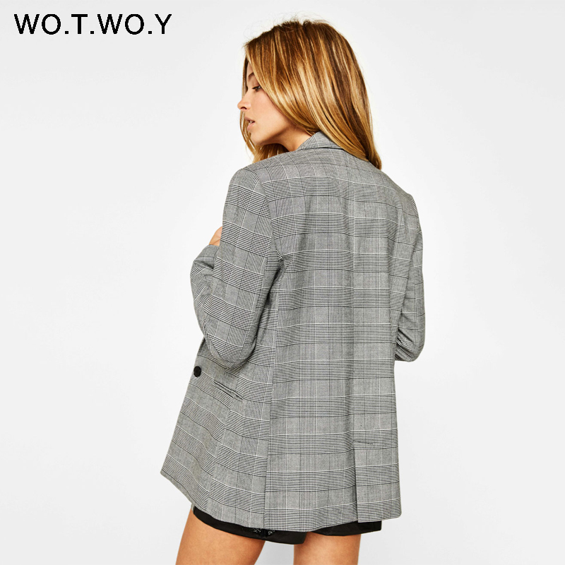 Office Lady Suit Blazers