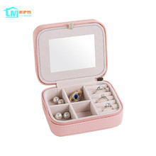 LIYIMENG Cosmetics Portable Case Functional Travel Toiletries Jewelry Organizer Box Train Professional Makeup Casket Vanity Bag