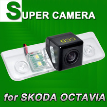 For Sony CCD SKODA OCTAVIA ford fusion Reverse Car Back Up Parking Rear View Autoradio Color Sensor Camera night vision