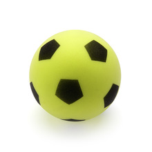 Children Toy Balls Soft Soccer Ball For Little Kids & Children With 100% Non Toxic PU Materials 6 Inch 15CM 180G Without Hurting(China)