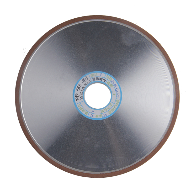 200*10*32*4mm Diamond Grinding Wheel 150/180/240/320 Grits Flat Grinding Wheels Power Tool For Carbide Abrasive Tools 1pc <br>