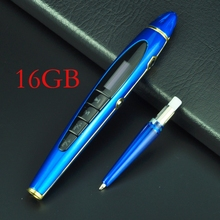 Digital 16GB Recording Pen Voice Recorder X6, 5 in1 Multifunction with USB 2.0 laser pointer, ball pen, flash driver