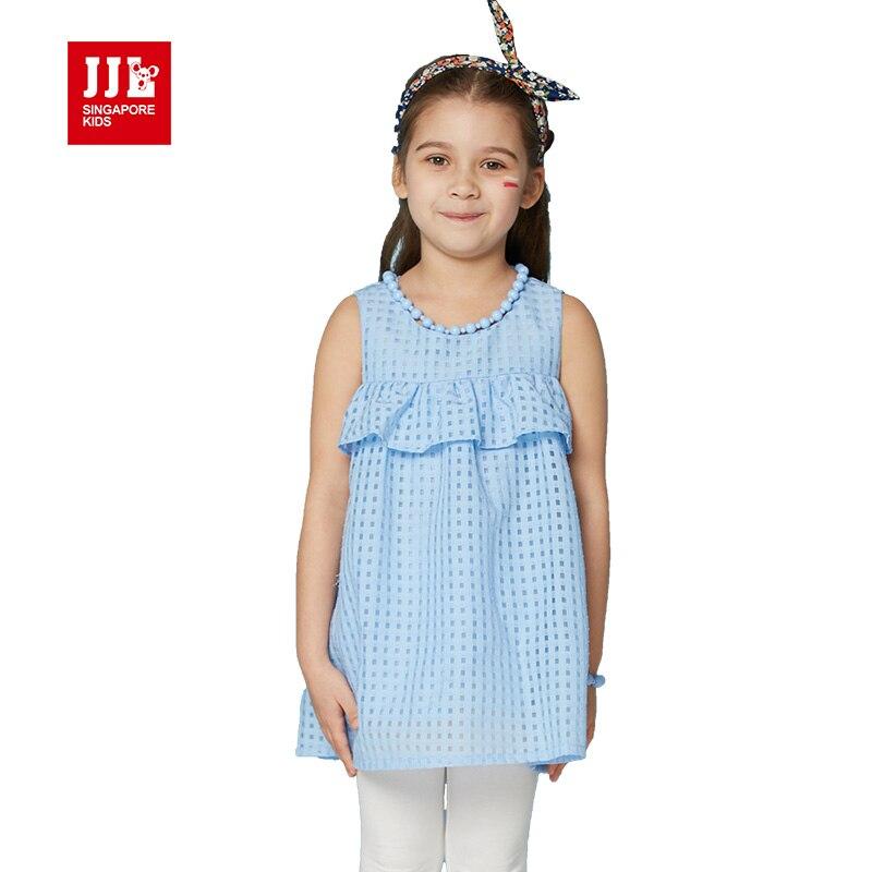 kids dress summer style girls dress A-line children dress for girls clothes 2016 brand children toddler vestido dress girls<br>