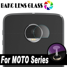 Back Camera Lens Transparent Clear Tempered Glass For Motorola Moto M G5 G4 Plus Z Force Play E3 2016 Protector Protective Film