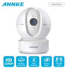 Buy ANNKE 1080P IP Camera Wireless Wifi Home Security IP Camera Two-Way Audio Motion Surveillance Camera Night Vision Baby Monitor for $65.99 in AliExpress store