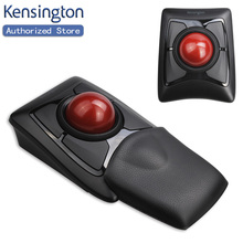 New Arrival Kensington Premium Wireless Trackball Expert Mouse for PC or Mac(2.4GHz / Bluetooth 4.0) with Retail Packaging