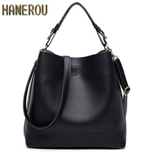 Buy Women Bag Luxury Brand Fashion PU Leather Shoulder Bag Ladies Handbag New 2017 Luxury Handbags Women Tote Bags Designer Sac for $18.94 in AliExpress store