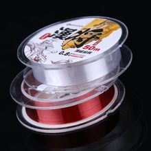 Durable 50M Fishing Line Strong Nylon Thread Fishing Leader Line Sink Line High Quality Fishing Lines Tackle